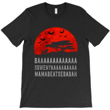 Baaaaaaaaaaaaa T-shirt Designed By Pinkanzee