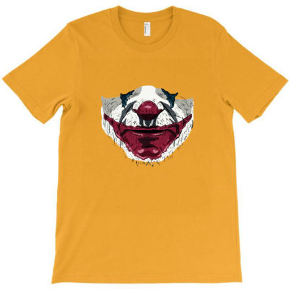 Funny Mask T-shirt Designed By Asatya