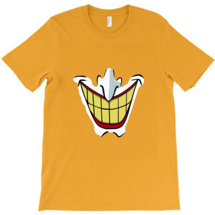 Joke Smile T-shirt Designed By Asatya