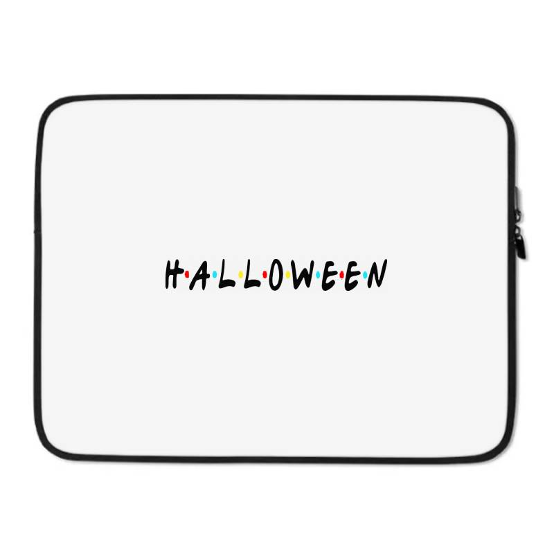 Halloween For Light Laptop Sleeve   Artistshot