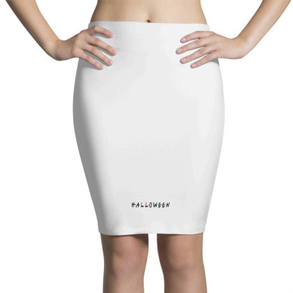 Halloween For Light Pencil Skirts Designed By Pinkanzee