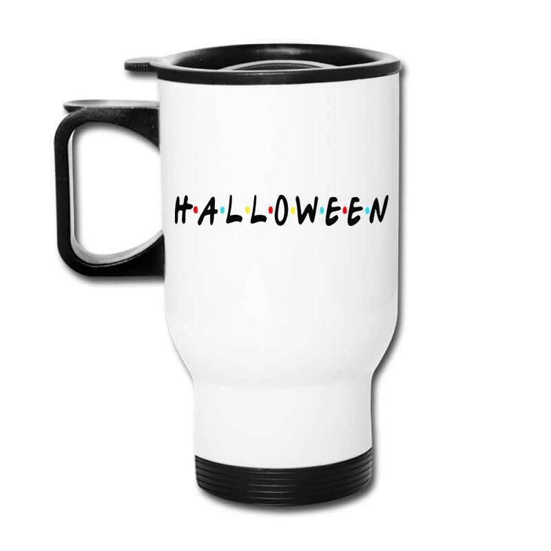 Halloween For Light Travel Mug | Artistshot