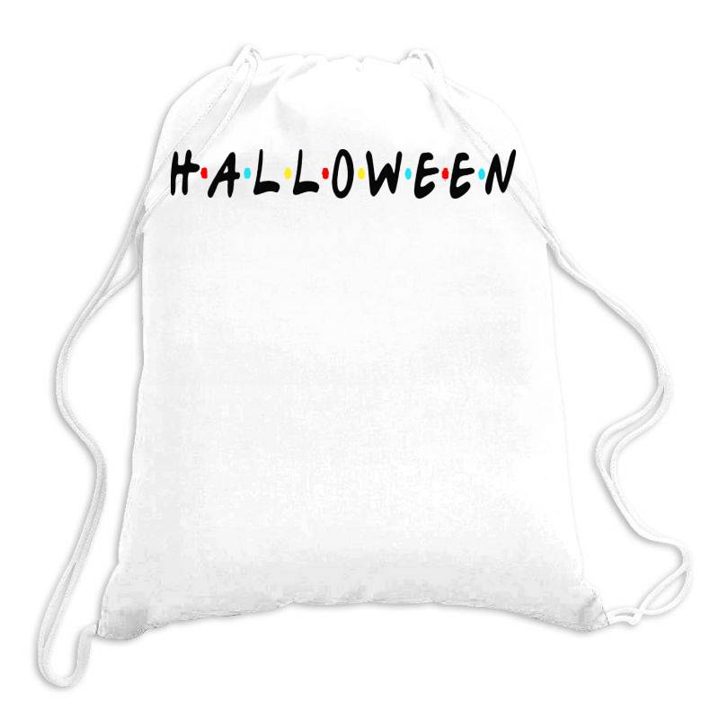 Halloween For Light Drawstring Bags   Artistshot