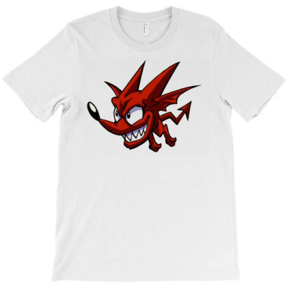 Devil Ghost T-shirt Designed By Bram