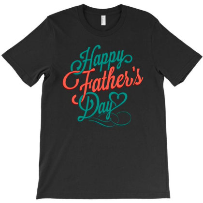 Happy Father Day T-shirt Designed By Blackstars