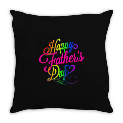 happy father day 2020 gay Throw Pillow | Artistshot