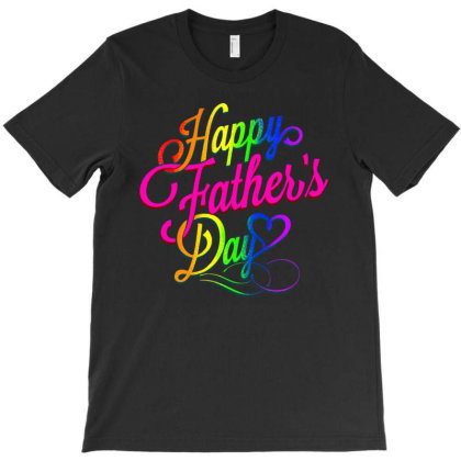 Happy Father Day 2020 Gay T-shirt Designed By Blackstars