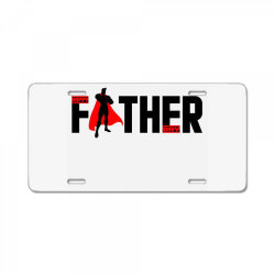happy father day t shirt License Plate | Artistshot
