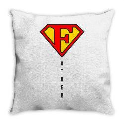 father day Throw Pillow | Artistshot