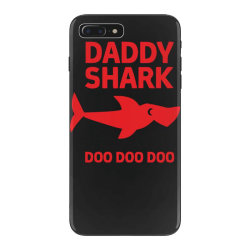 daddy shark iPhone 7 Plus Case | Artistshot