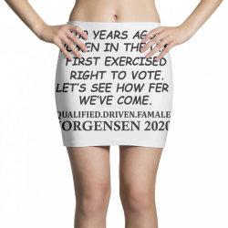 100 years of women voters Mini Skirts | Artistshot