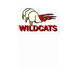 Funny Wildcat Funny Animal Funny Sticker Designed By Erishirt
