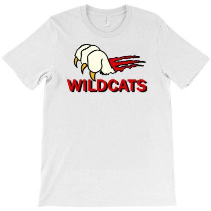 Funny Wildcat Funny Animal Funny T-shirt Designed By Erishirt