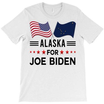 Alaska For Joe Biden  Biden 2020, Joe Biden Democrat And Former Vice P T-shirt Designed By Hoainv