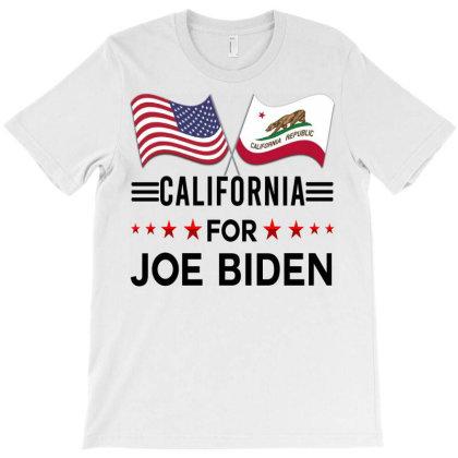 California For Joe Biden  Biden 2020, Joe Biden Democrat And Former Vi T-shirt Designed By Hoainv