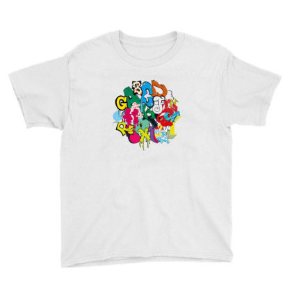 Graffiti Youth Tee Designed By Disgus_thing
