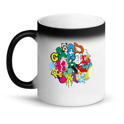 Graffiti Magic Mug Designed By Disgus_thing