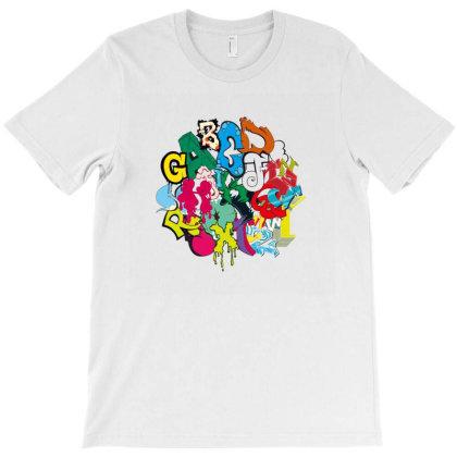 Graffiti T-shirt Designed By Disgus_thing