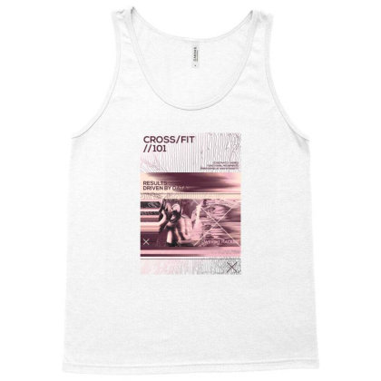 Crossfit Tank Top Designed By Disgus_thing