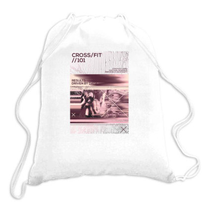 Crossfit Drawstring Bags Designed By Disgus_thing