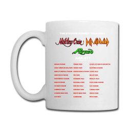 Custom Summer Dates 2021 Stadium Tour Coffee Mug Designed By Cakrawala