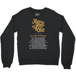 Custom Summer Tour Dates 2021 Jason Isbell Crewneck Sweatshirt Designed By Cakrawala