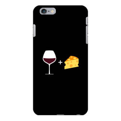 Wine & Cheese iPhone 6 Plus/6s Plus Case | Artistshot