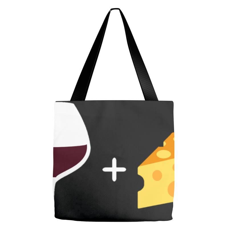 Wine & Cheese Tote Bags | Artistshot