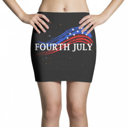 happy 4th of july Mini Skirts | Artistshot
