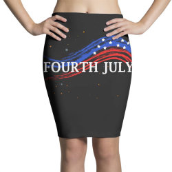 happy 4th of july Pencil Skirts | Artistshot
