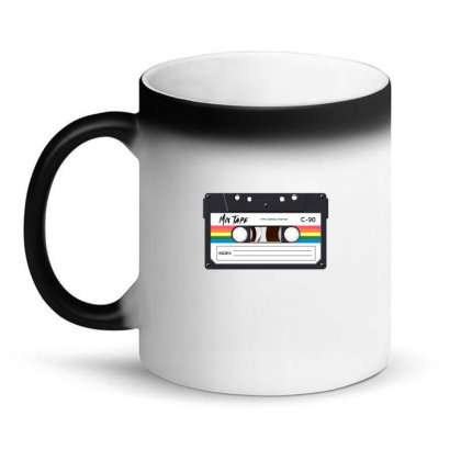 Cassette Magic Mug Designed By Disgus_thing