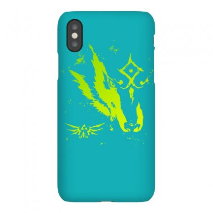 Wolf Link Iphonex Case Designed By Mdk Art