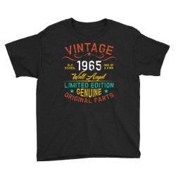 vintage 1965 well angel Youth Tee | Artistshot