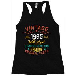 vintage 1965 well angel Racerback Tank | Artistshot