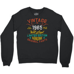 vintage 1965 well angel Crewneck Sweatshirt | Artistshot