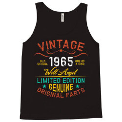 vintage 1965 well angel Tank Top | Artistshot