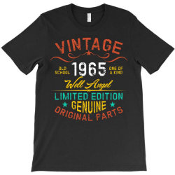 vintage 1965 well angel T-Shirt | Artistshot