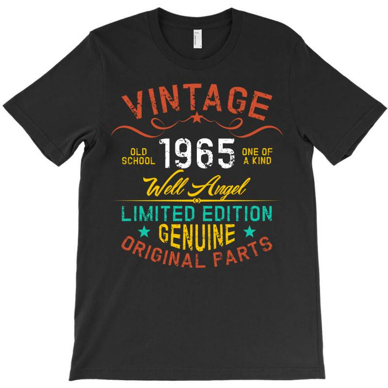 Vintage 1965 Well Angel T-shirt   Artistshot