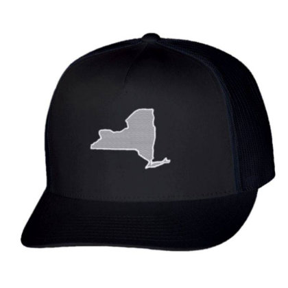 New York Trucker Cap Designed By Madhatter