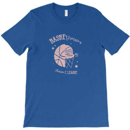 Basketball T-shirt Designed By Disgus_thing