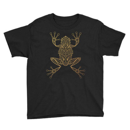Frog Youth Tee Designed By Estore