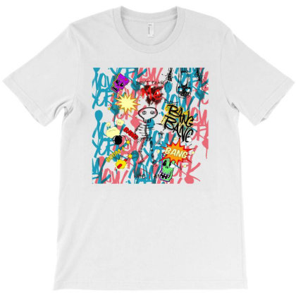 Street Art T-shirt Designed By Disgus_thing