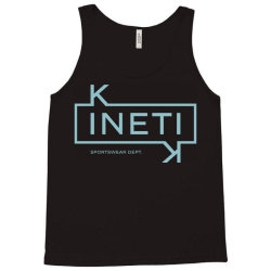kinetic fitness gym sport Tank Top | Artistshot