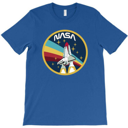 Nasa T-shirt Designed By Disgus_thing