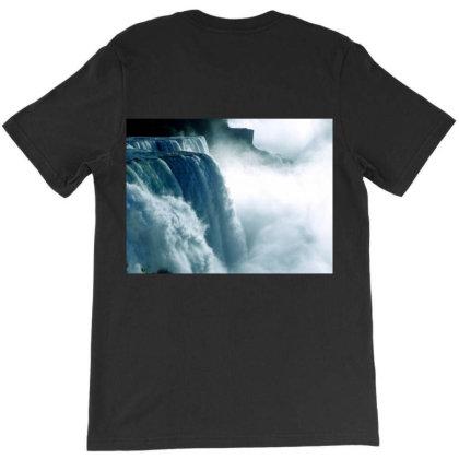 Niagara Falls 218591 T-shirt Designed By Parth123