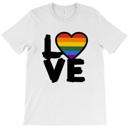 Gay Love T-shirt Designed By Hoainv