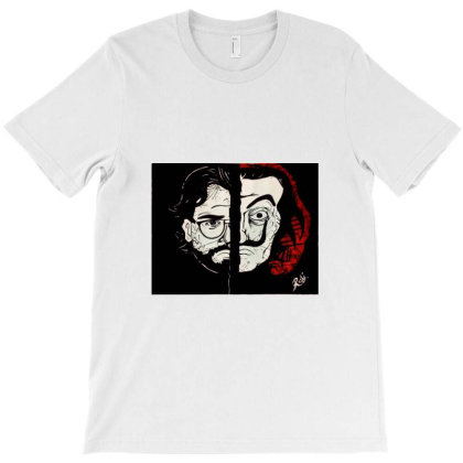 Bella Ciao T-shirt Designed By Rashirkg