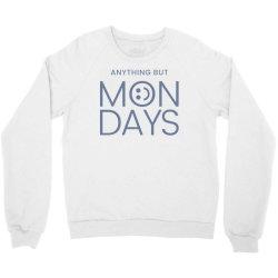 hate monday work Crewneck Sweatshirt | Artistshot