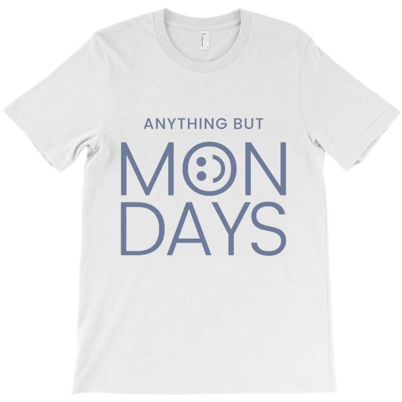 Hate Monday Work T-shirt | Artistshot