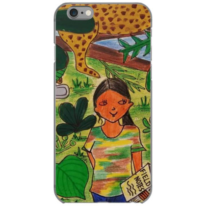 Field Life Iphone 6/6s Case Designed By Paliii_draws